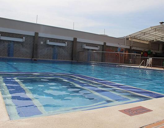 Las mejores piscinas de barranquilla están en Las Vegas