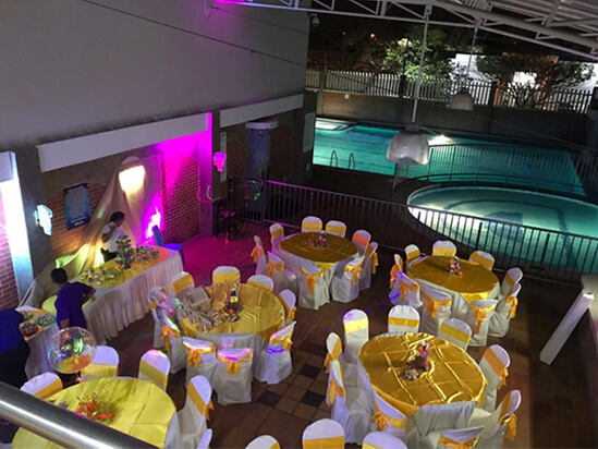 Salón de eventos en barranquilla, atlántico
