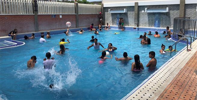 Piscinas en Barranquilla - Las Vegas Club