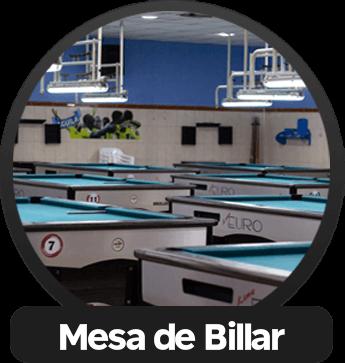 Mesas de billar en Barranquilla Colombia - Las Vegas Club