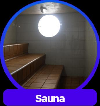 Sauna en Las Vegas Club - Barranquilla