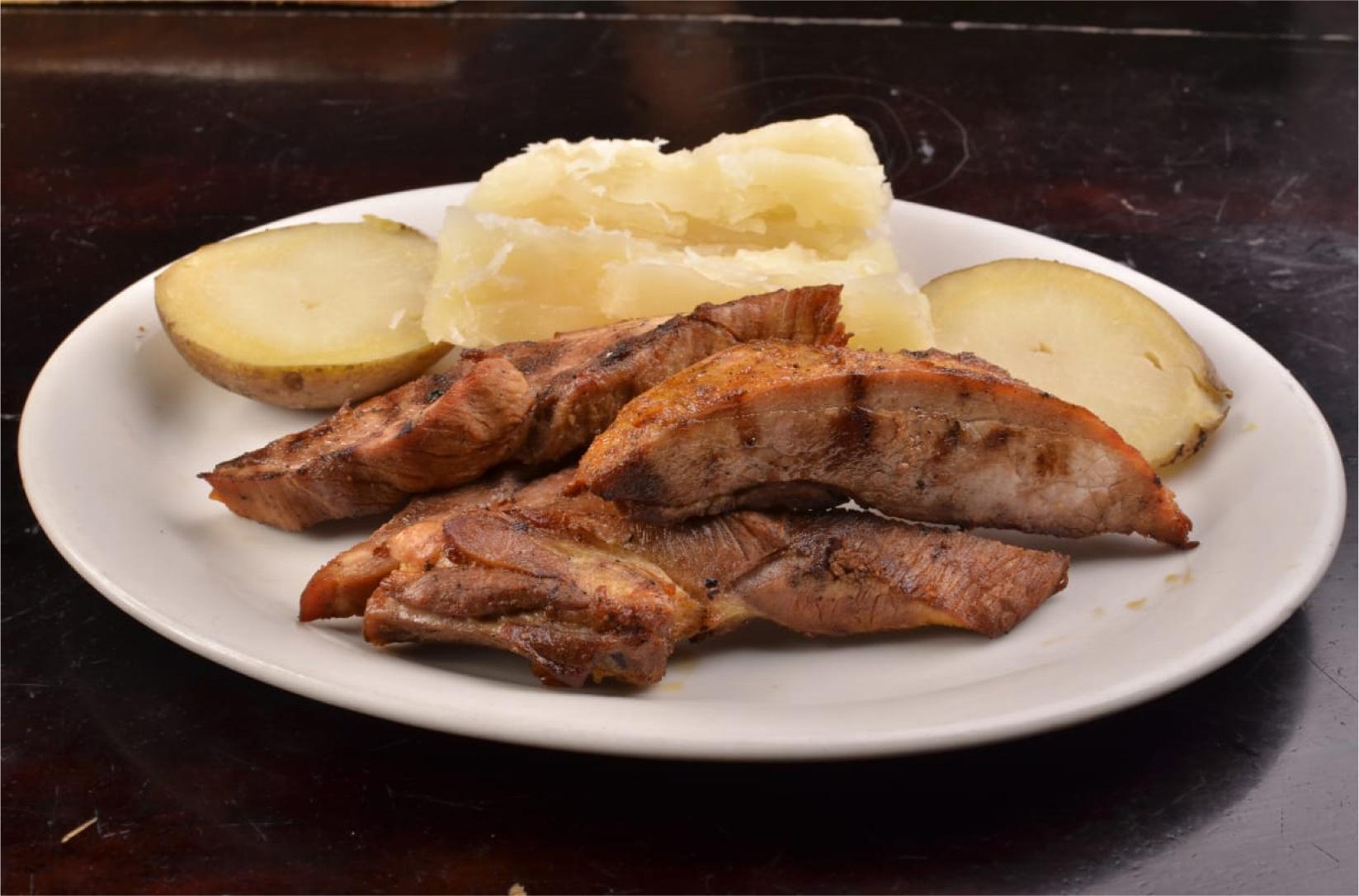 Carne LLanera de Cerdo