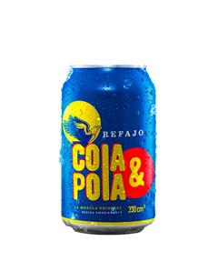 Cola y Pola Botella y Lata