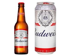 Cerveza Budweiser Botella o lata
